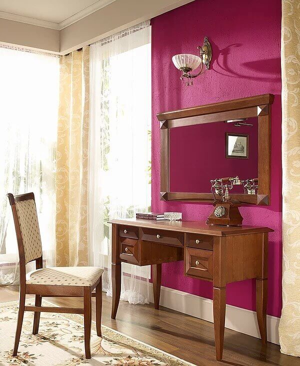 Wooden furniture for businesses